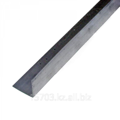 Уголок алюминиевый 30х30х2,0х6000 мм, артикул