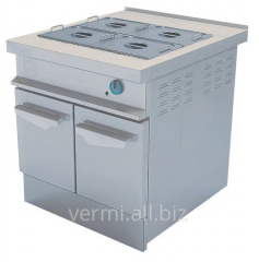 Food warmer for second courses