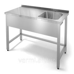 Ванна моечная ВСМЦ-1/1200/700Н ванна справа