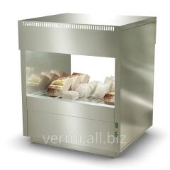 Витрина-мармит для бургеров ВМБ-750/4