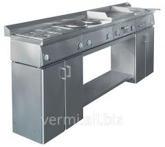 Гастрономическая линия для малых кухонь Таверна-2005