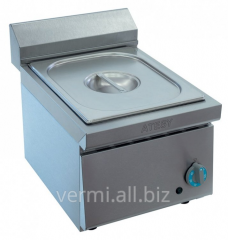 The food warmer is single-section