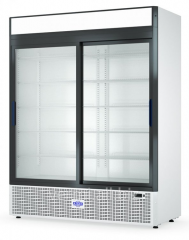 The cooled case Dickson compartment ShH-1,5 SK