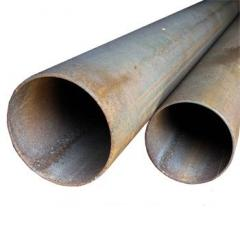 Longitudinal steel pipes electrowelded