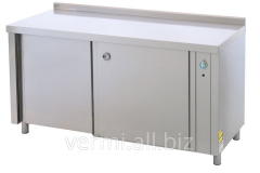 Table compartment STP-1600, technology with
