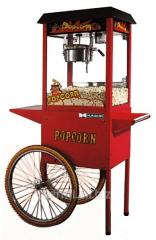 Аппарат для попкорна Hurakan HKN-PCORN-T