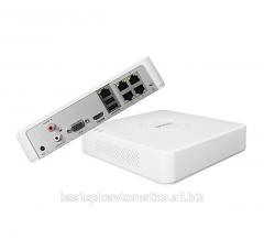 Hikvision DS-7104NI-SL/W video recorder