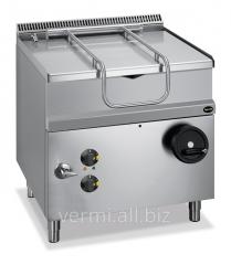 Frying pan gas overturned 700 Code Series Apach