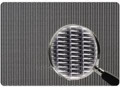 Grid Filter corrosion-proof calico weave
