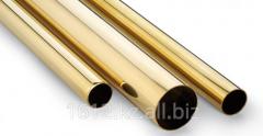 Pipe brass L68