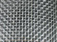 Grid of woven 4,0х1,2х1000 low-carbonaceous GOST