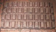 Copper phosphorous MF-9 in chushka