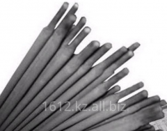 OZL-8 brand electrodes for welding of stainless