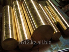 BrAZh 9-4 bronze bar, diameter: 250