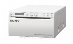 UP-D898MD Digital black-and-white video printer of the A6 forma