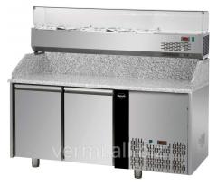 Стол для пиццы Apach APZ02+VR4 160 VD Код: 1421350