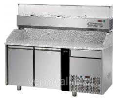 Стол для пиццы Apach APZ02D1+VR4 160 VD Код:
