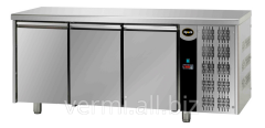 Table refrigerating 3-door Apach AFM03 Without