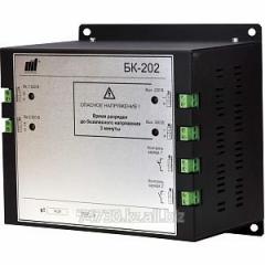 Блок конденсаторный БК-202