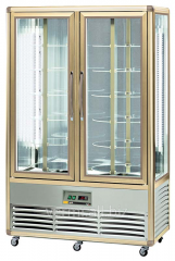 Case show-window confectionery Apach AVP700R