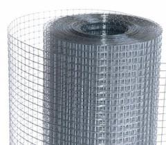 Grid welded galvanized 20х20х1.6х1000х50000 hot