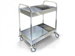 The cart for collecting ware of Kayman K-TSP the