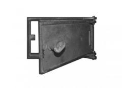 Дверцята для печей і камінів