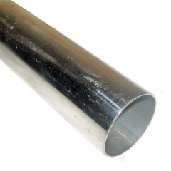 The pipe is round, mirror, corrosion-proof Aisi