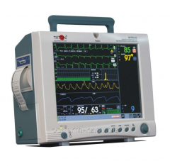 Monitor bedside resuscitator and anesthesiologist