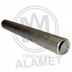 The pipe is corrosion-proof, round, seamless,