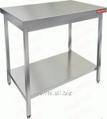 Table corrosion-proof finishing central with the