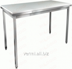 Table production finishing for meat and fish of