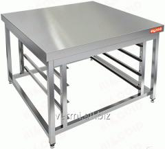 Support corrosion-proof baking plate