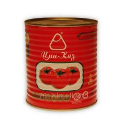 Tomato paste Qing-Kaz