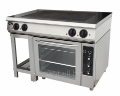 The electric stove with Grill Master F4ZhTLPDE