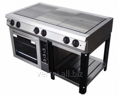 The electric stove with Grill Master F6ZhTLPDE