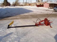 One-whetstone KS-F-2.1 mowing machine