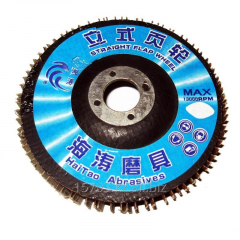 The disk petal face closed the size 240, the