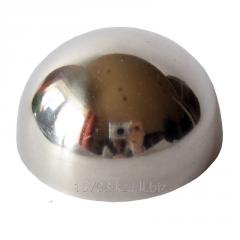 Изделие из металла полусфера d 63x1,0 мм Aisi 201,