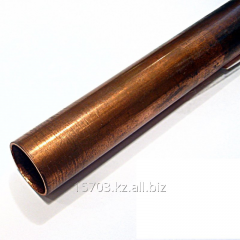 Труба медная d 88,9х2,0х4000мм М1, артикул 14017