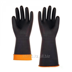 Rubber gloves, article 11348