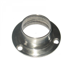 Flange for fastening of a rack of d 25; 1,5 Aisi