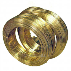 The wire is additive, brass L63 2,5 ND BT DKRNM
