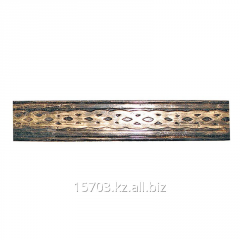 Nashchelnik 30х3х2100 ornament bark, article 14034