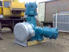 Carbon dioxide compressors