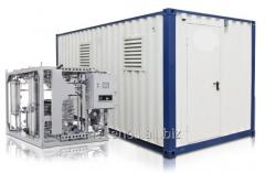 Hydrogen stations