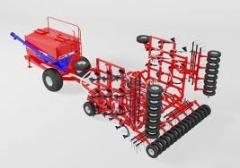 Sowing Agromaster complex