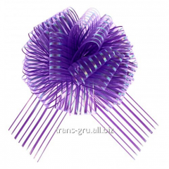 Strip bow sphere No. 10, color viole