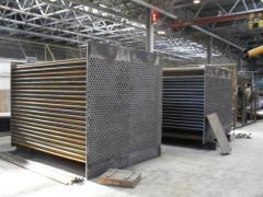 Airheater cube