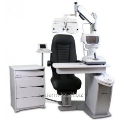 Рабочее место офтальмолога модель TRU-1000